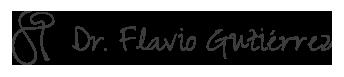 Doctor Flavio Gutiérrez Pérez Logo